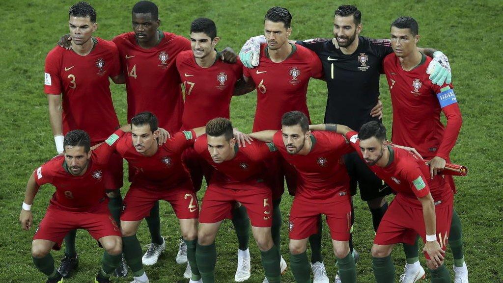 Tim Portugal Terbaru